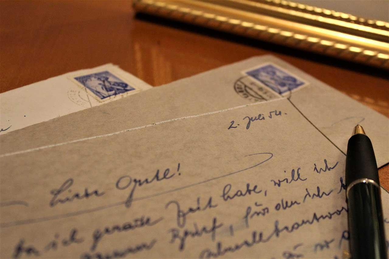 Liebesbrief online schreiben